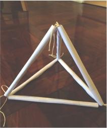 string-tetrahedron