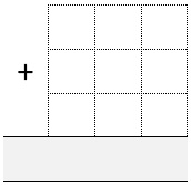 3x3 addition grid